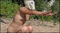 nude military training