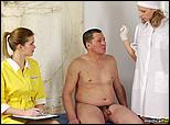 humiliating physical exam