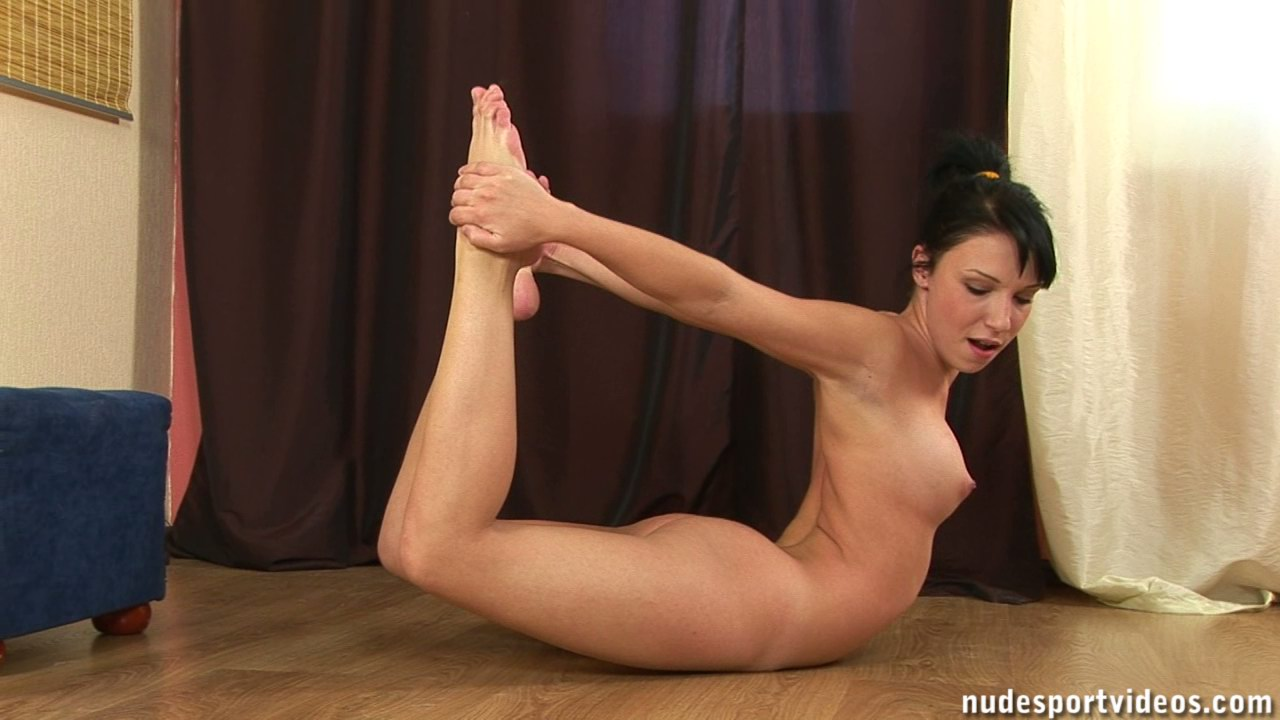 Nude Gymnastics Aerobics Yoga Fitness Dancing And