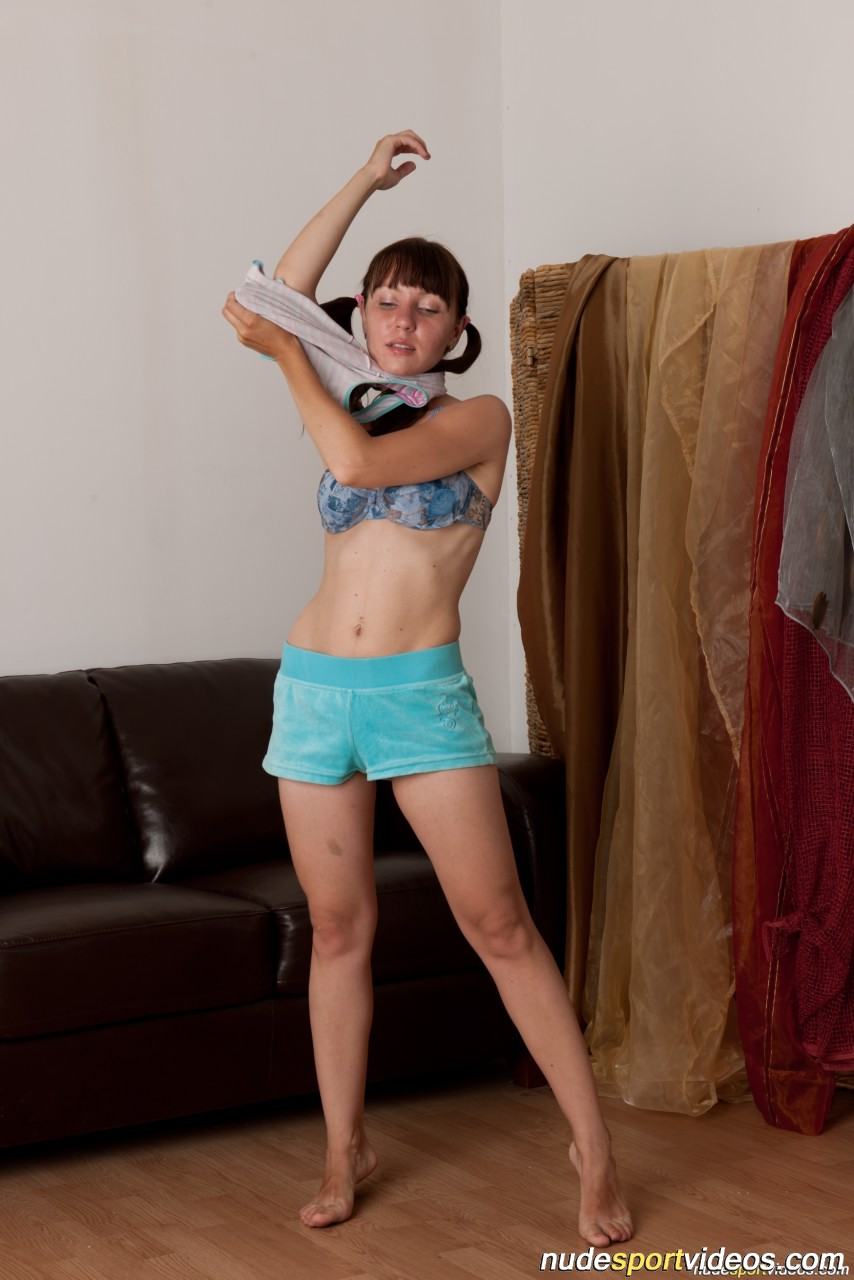 Flexi kelsi monroe stretched like a real doll 2