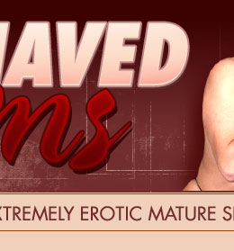 ShavedMoms: Extremely erotic mature shaving action!