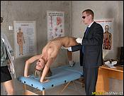 military physical exam