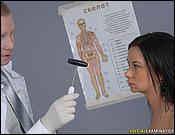 embarrassing physical exam